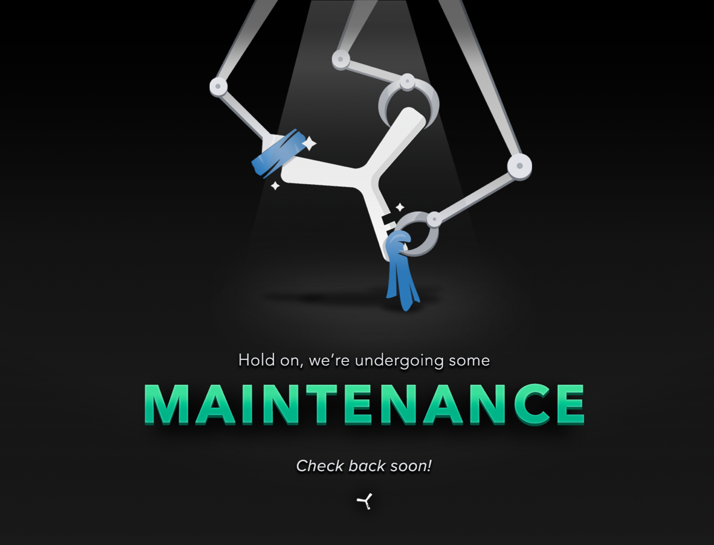 maintenance_screen